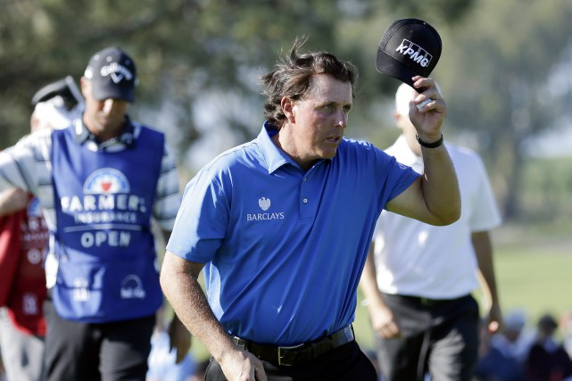 Phil Mickelson... (Photo Gregory Bull, AP)
