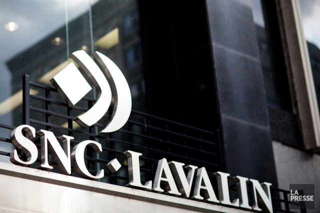 SNC-Lavalin se dit « victime » d'un « détournement de fonds et... (PHOTO SARAH MONGEAU-BIRKETT, ARCHIVES LA PRESSE)
