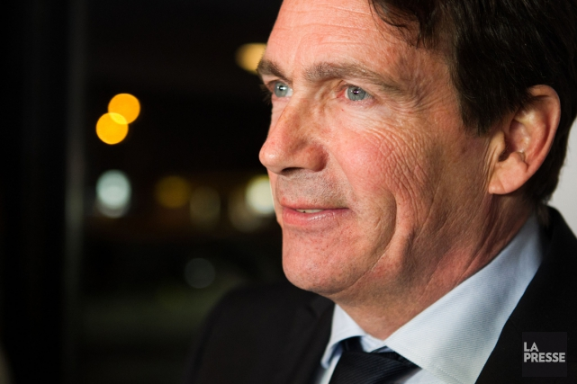 Pierre Karl Péladeau.... (PHOTO HUGO-SÉBASTIEN AUBERT, ARCHIVES LA PRESSE)