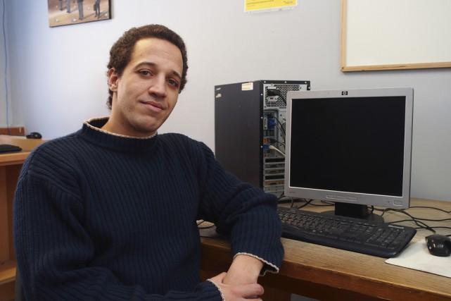 Karim Agsar... (photo Alain Dion)
