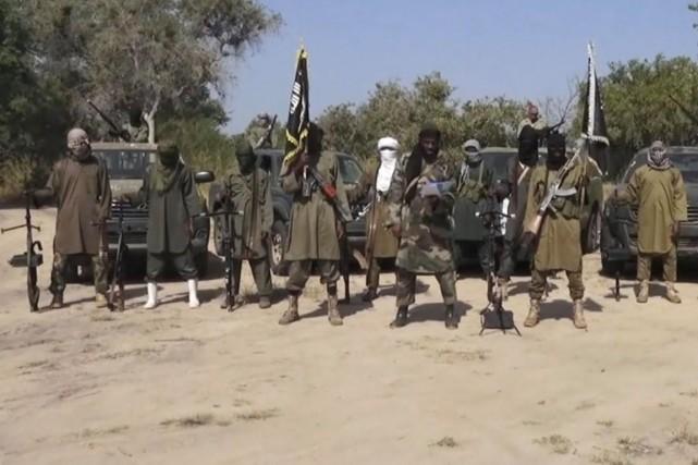 Boko Haram, qui aurait tué plus de 10... (IMAGE ARCHIVES AP)