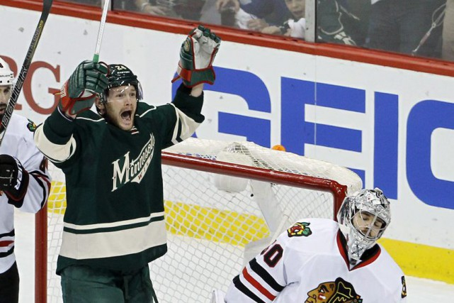 Matt Cooke... (PHOTO ANN HEISENFELT, ARCHIVES AP)