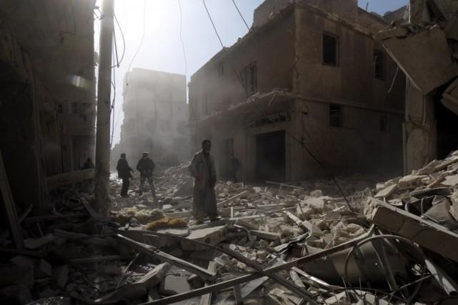 On ignore en outre le sort de plusieurs... (PHOTO ZEIN AL-RIFAI, AFP)