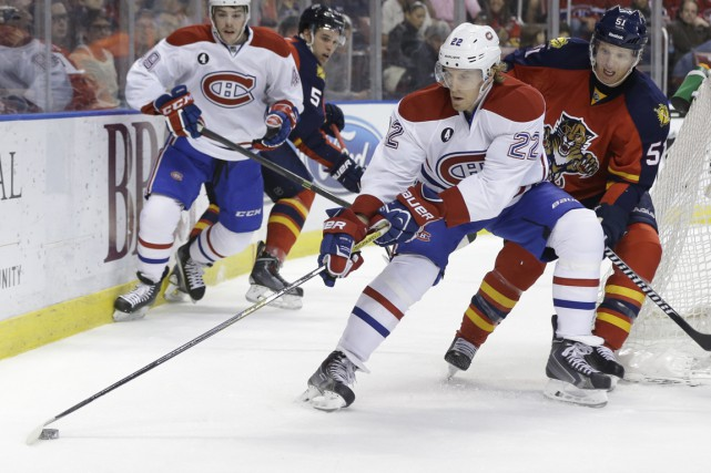 Avec 6 buts et 18 points, Dale Weise... (Photo Lynne Sladky, AP)