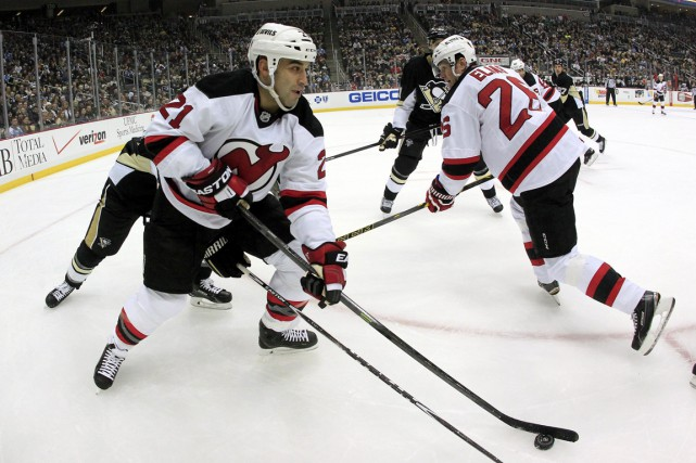 Les Devils cultivent la loyauté. À titre d'exemple,... (Photo Charles LeClaire, USA TODAY Sports)