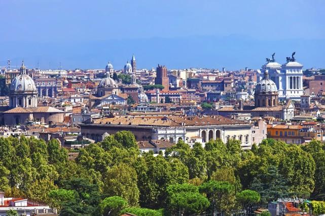 La ville de Rome.... (Photo Digital/Thinkstock)