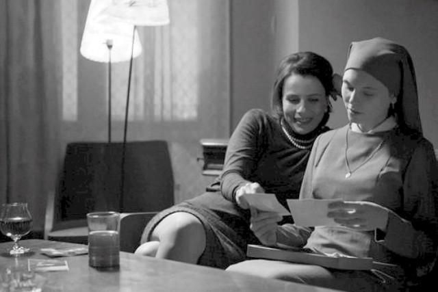 Le film polonaisIdade Pawel Pawlikowski était désigné grand... (Photo fournie par Eyesteel Film)
