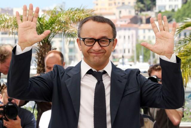 Le réalisateur Andreï Zviaguintsev au Festival de Cannes,... (Photo archives AFP)