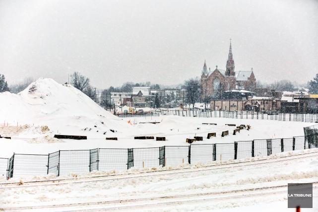 La Ville de Lac-Mégantic a décidé de prendre résolument le virage du... (Archives, La Tribune)
