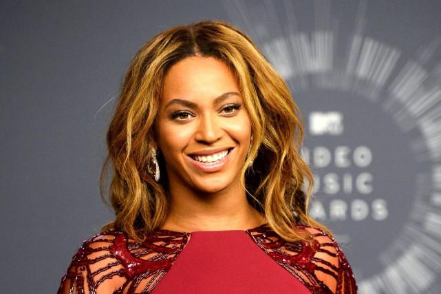 L'album éponyme de Beyoncé est en nomination pour... (PHOTO ARCHIVES AP)
