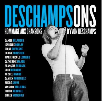 CHANSON, Deschampsons, Artistes variés...