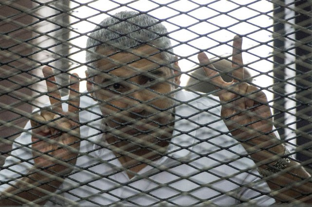 Mohamed Fahmy... (PHOTO KHALED DESOUKI, ARCHIVES AFP)