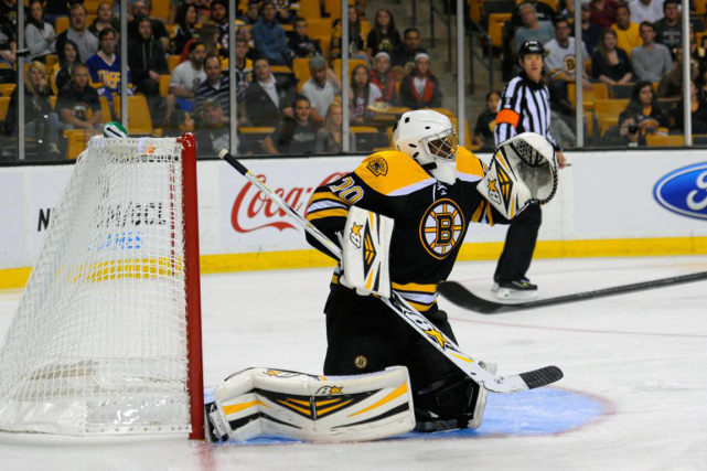 Malcolm Subban n'a toujours pas disputé son premier... (PHOTO BOB DECHIARA, ARCHIVES USA TODAY SPORTS)