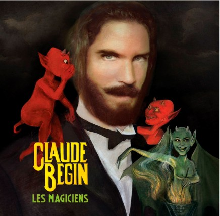 POP,Les magiciens, Claude Bégin...