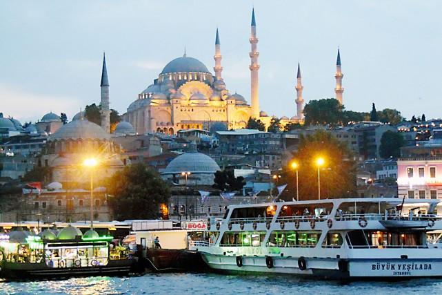 La mosquée Süleymaniye (aussi appelée Soliman le magnifique)... (Photo collaboration spéciale, Normand Provencher)