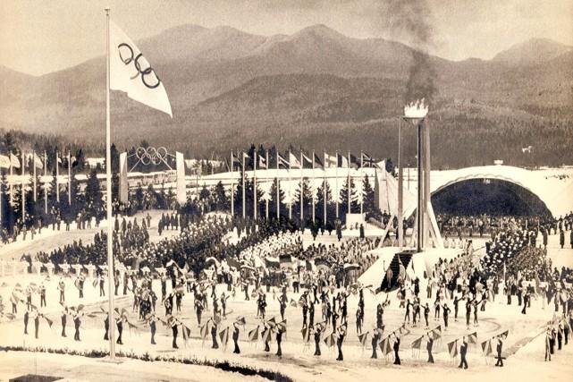 Lake Placid a déjà l'expérience des Jeux olympiques.... (Archives Le Soleil)