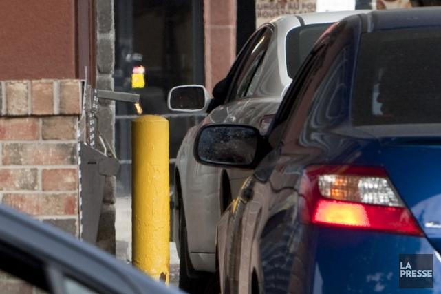 La Régie de police de Memphrémagog (RPM) a arrêté un conducteur qui s'est... (Archives La Presse)