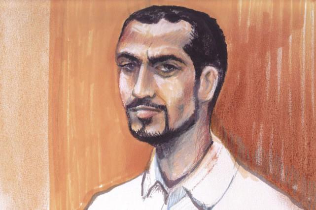 OmarKhadr, 28 ans, purge une peine de huit... (ILLUSTRATION ARCHIVES PC)