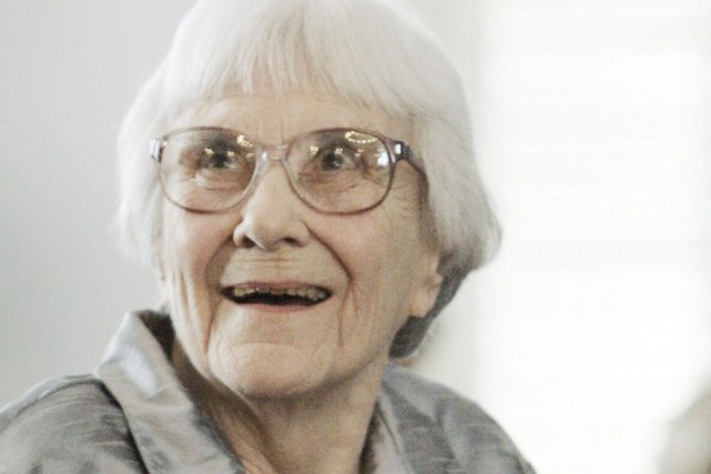Âgée de 88 ans, Harper Lee vit dans... (Photo archives AP)