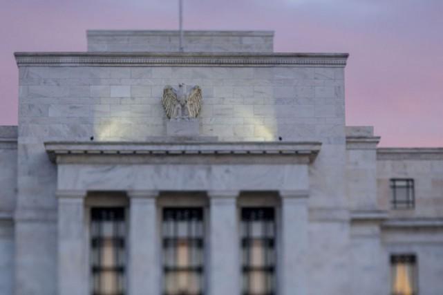 La Fed doit négocier cette année un tournant... (Photo: Bloomberg)