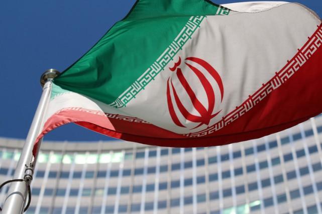 L'ancien représentant américain Jim Slattery s'est rendu en décembre en Iran,... (Archives AP)