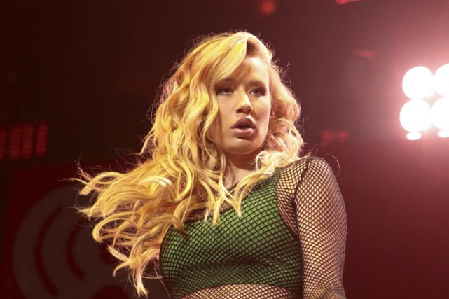 Iggy Azalea... (Photo: AP)