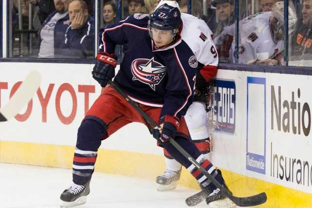 Ryan Murray... (PHOTO GREG BARTRAM, ARCHIVES USA TODAY)