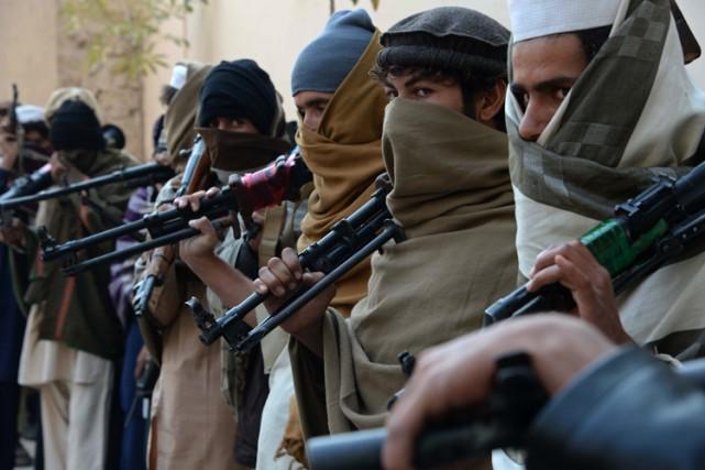 Les talibans afghans ont resserré leurs liens avec des réseaux criminels actifs... (Photo: AFP)