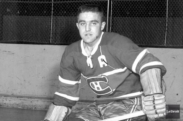 Claude Ruel a joué pour les Canadiens de... (Archives , LeDroit)