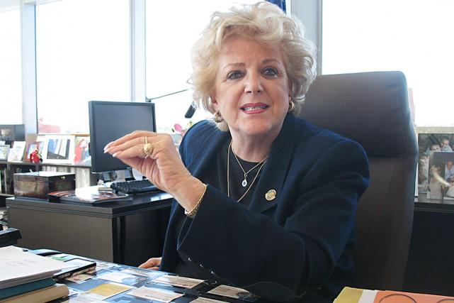 Élevée à New York, la mairesse de Las... (Collaboration spéciale François Bourque)