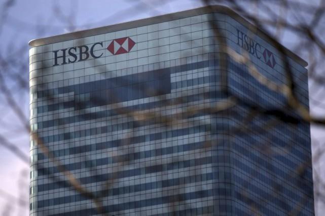 «Les récentes révélations sur les pratiques de HSBC,... (PHOTO ANDREW COWIE, AFP)