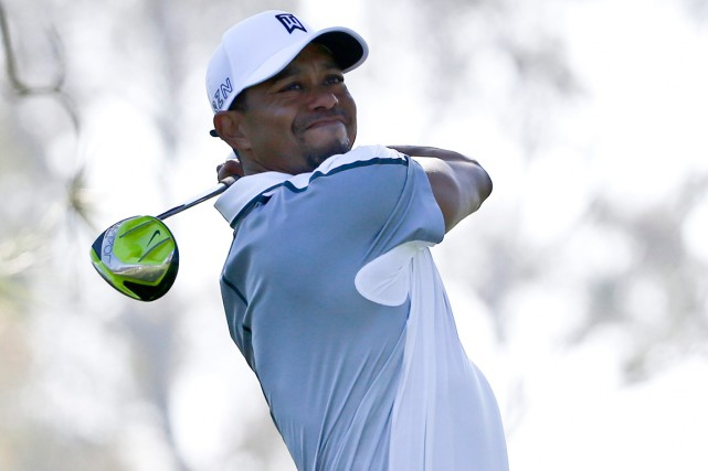 Tiger Woods occupe depuis hier le 62e rang... (Photo Lenny Ignelzi, AP)