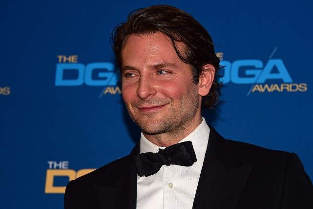 Bradley Cooper... (Photo: archives AFP)