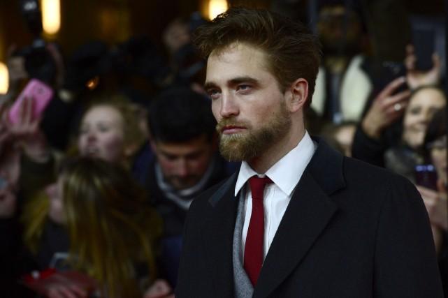 DansLife, présenté hors compétition, Robert Pattinson, interprète le... (PHOTO JOHN MACDOUGALL, AFP)