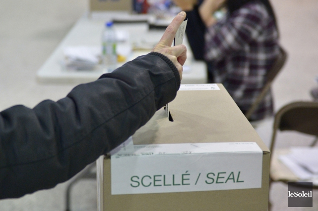 Comment inciter les jeunes à voter en plus... (Photo: Le Soleil)