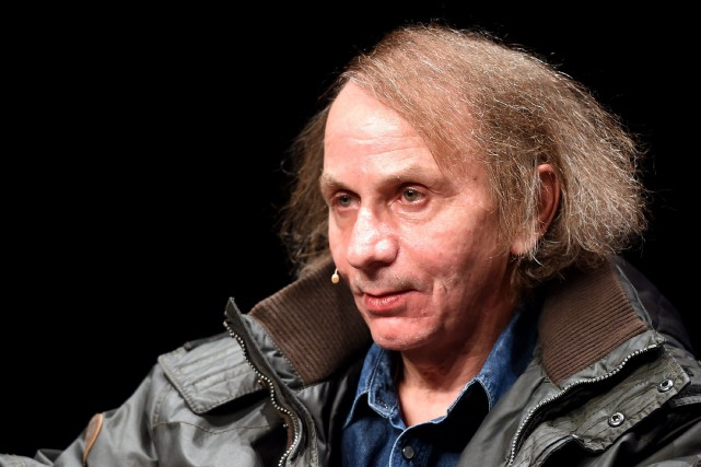Michel Houellebecq... (PHOTO PATRIK STOLLARZ, AFP)