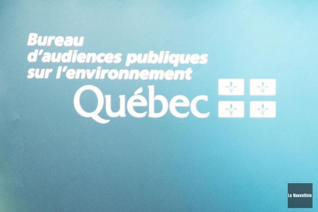 C'est au tour du projet d'aménagement d'un centre de gestion intégrée des... (Photo: Stéphane Lessard, Le Nouvelliste)