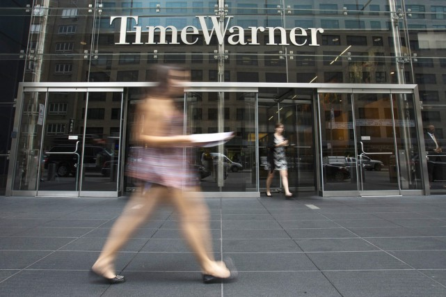 Les tours jumelles du Time Warner Center se... (PHOTO ADREES LATIF, ARCHIVES REUTERS)