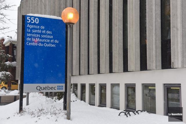 L'Agence de santé et de services sociaux Mauricie... (Photo: François Gervais, Le Nouvelliste)
