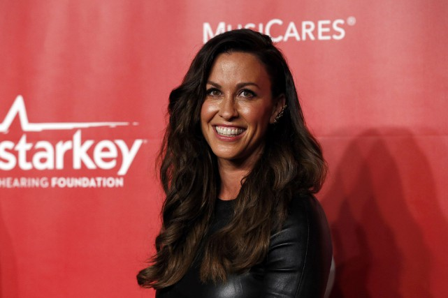 La chanteuse canadienne Alanis Morissette... (PHOTO MARIO ANZUONI, REUTERS)