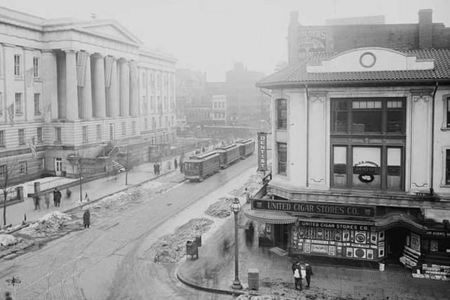 Washington en 1919... (PHOTO TIRÉE DU SITE WEB EQUAL JUSTICE INITIATIVE)