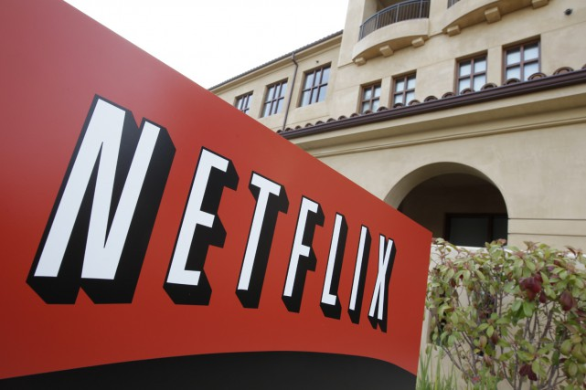 Comme d'autres détaillants numériques en ligne, Netflix ne... (Photo Paul Sakuma, archives Associated Press)