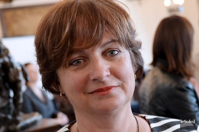 Julie Miville-Dechêne... (Photothèque Le Soleil, Erick Labbé)