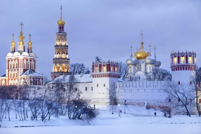 L'hiver est un bon moment pour visiter Moscou.... (Photo Digital/Thinkstock)
