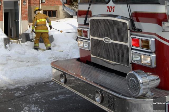 Une alarme à la fuite de gaz a forcé l'évacuation d'une école de... (Archives La Tribune)