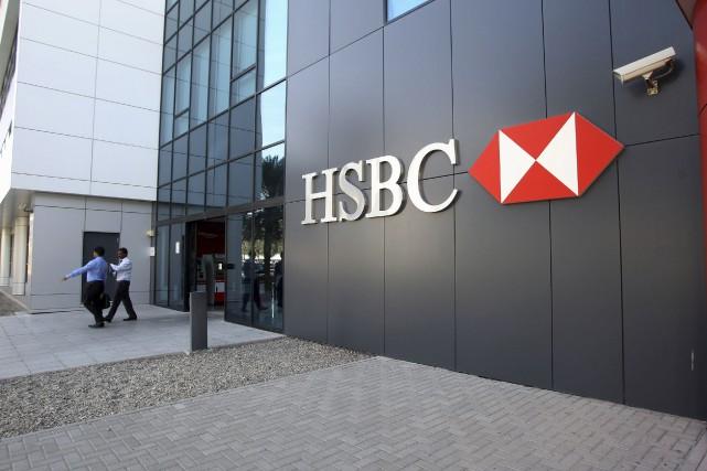 La banque HSBC n'est pas à l'abri de poursuites judiciaires aux États-Unis pour... (Photo Nikhil Monteiro, Archives Reuters)