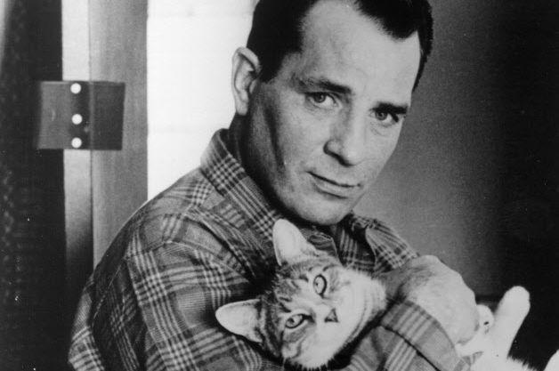 Jack Kerouac... (Photo fournie par JERRY BAUER/VIKING)