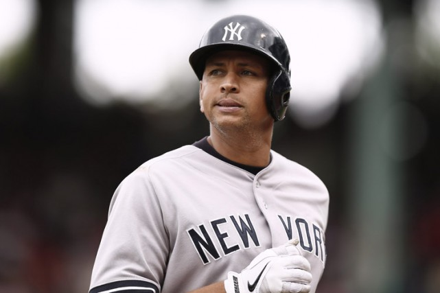 Alex Rodriguez... (Photo: AP)