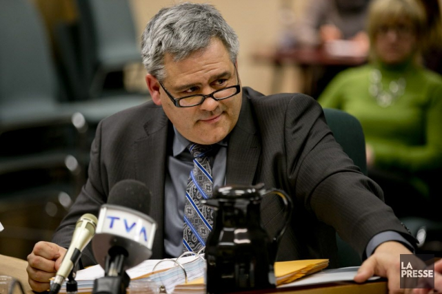 Le maire de l'Assomption, Jean-Claude Gingras.... (PHOTO DAVID BOILY, ARCHIVES LA PRESSE)