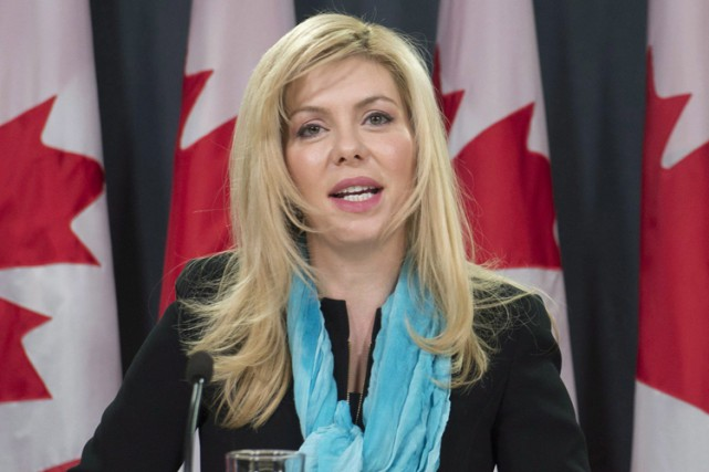 Eve Adams... (PHOTO JUSTIN TANG, LA PRESSE CANADIENNE)